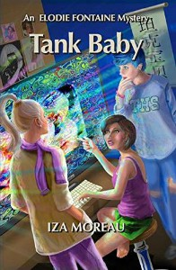 Tank Baby by Iza Moreau cover