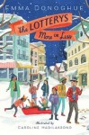 TheLotterys More or Lessby Emma Donoghue cover