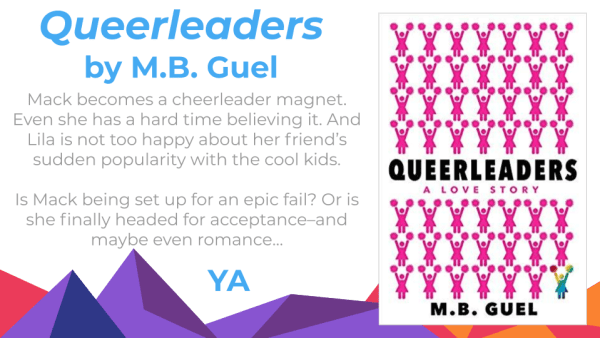 The Queerleaders by M B Guel