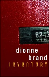 Inventory by Dionne Brand