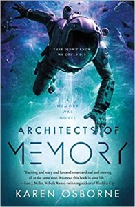 Architects of Memory by Karen Osborne