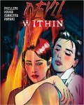Devil Within by Stephanie Phillips, Maan House, Dee Cunniffe