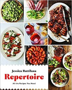 Repertoire by Jessica Battilana