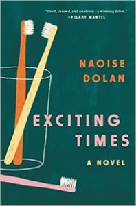 Kayla Bell Reviews Exciting Times by Naoise Dolan cover