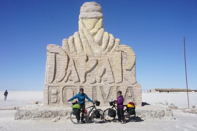 Statue de Sel du Paris-Dakar