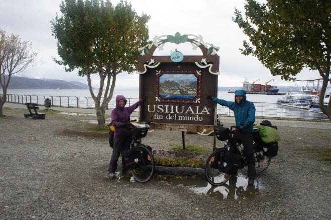 Ushuaia, el fin del mundo !