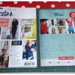 Découverte d'un nouveau magazine de couture: La Maison Victor.
