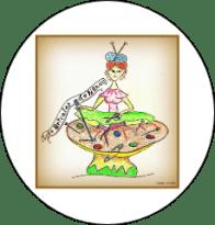 Logo Les Bricoles de Nanou