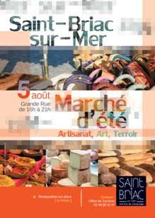 Marché d'art à ST BRIAC SUR MER (35)
