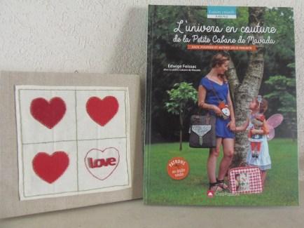 pochette Amour maternel