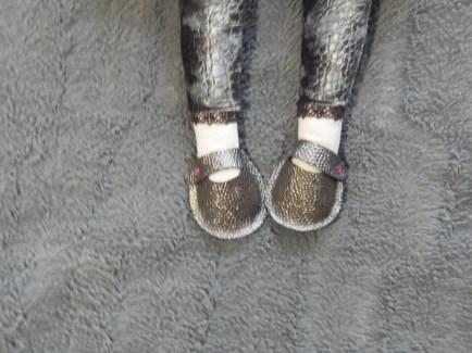 les chaussures de Cendrillon