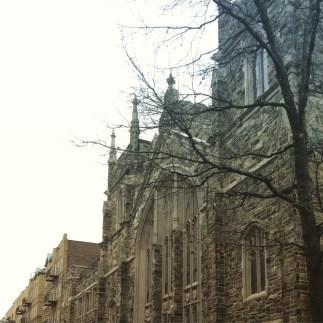 Abyssinian Church à Harlem