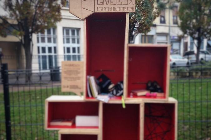 Le partage est une notion très forte des projets du budget participatif. Il s'agit d'abord de l'espace public et, à présent de ses propres biens. Photo ; DR