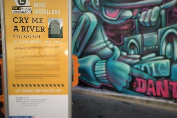 Le street art est très demandé au budget participatif. Mais il n'est pas, et de loin, la seule discipline représentée. Photo : Mairie de Paris