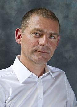 Laurent Riera, directeur de la communication de Rennes et Rennes Métropole en charge du Budget participatif