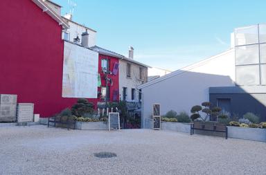 Square Verdié Firminy financé par le Budget participatif