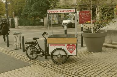Montreuil, vélo pour la participation