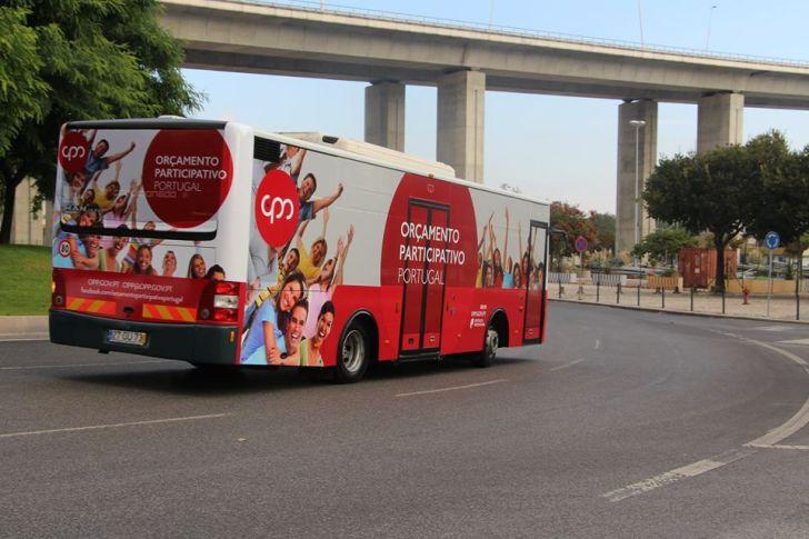 Bus Budget participatif OPP