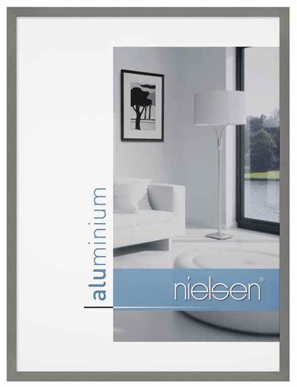 Cadre Standard Nielsen C2 Gris mat anodise