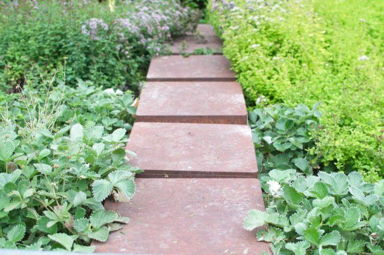 Le jardin de la Piscine de Roubaix