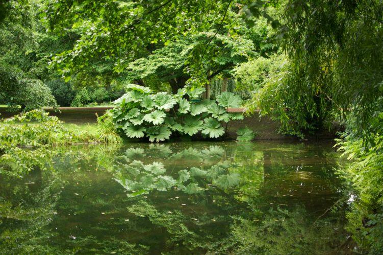 Le jardin Vauban de Lille