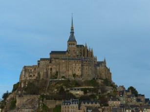 Mont-Saint-Michel, France - 2013