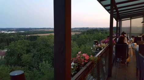 la citadelle terrasse