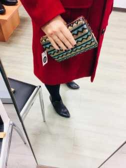 blogueuse lyonnaise maroquinerie Décines les carnets d'une quadra