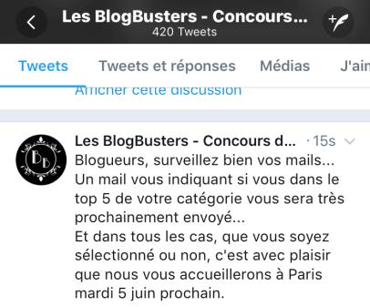 Meilleur Blog Français