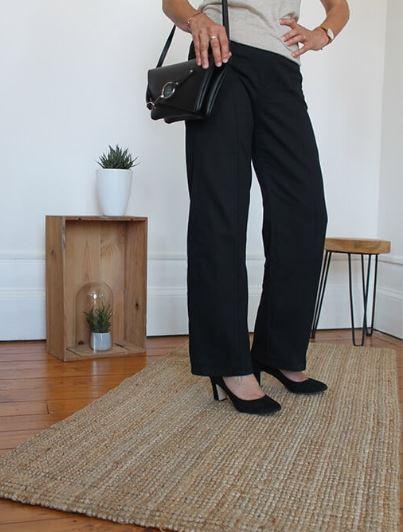 C. Bergamia pantalon sur mesure