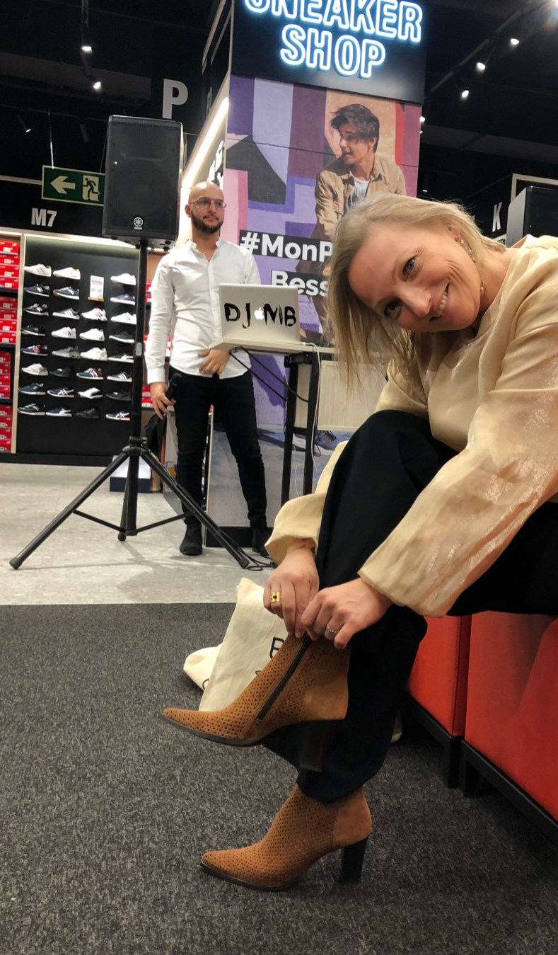 Besson Chaussures event lyon