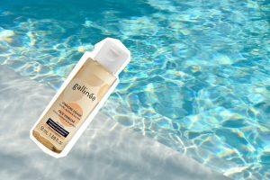 Gallinée complément alimentaire peau microbiome