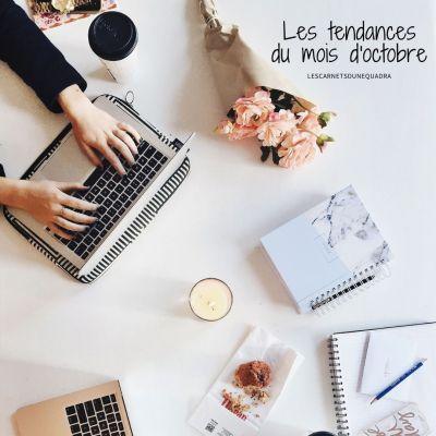 blogueuse influenceuse instagrameuse lyonnaise les tendances du mois d'octobre