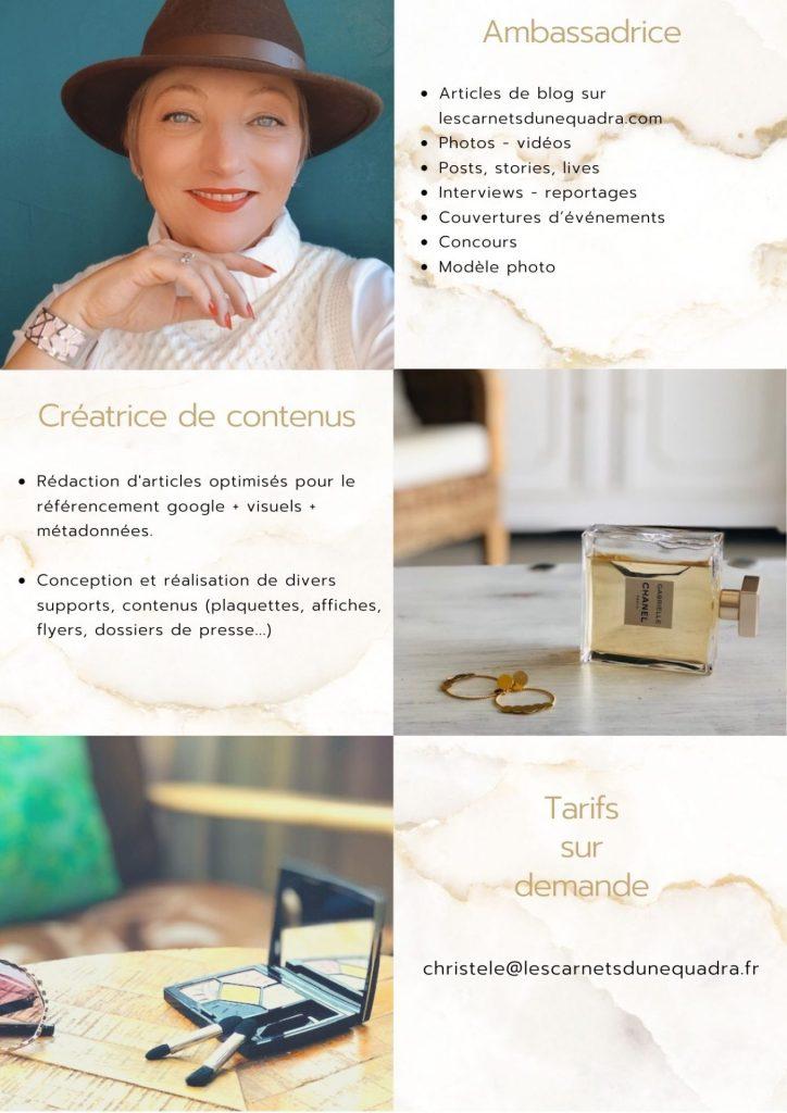 Christèle Vayron-Laurent Kit média