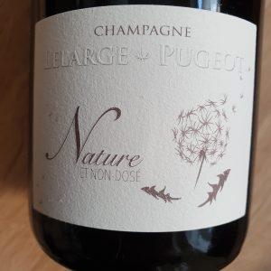 Nature de Champagne Lelarge Pugeot