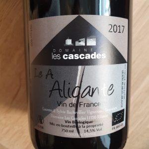 Le A Alicante du Domaines Les Cascades – 2017