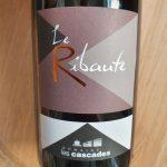 Le Ribaute du Domaine Les Cascades – 2017