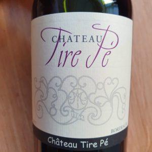 Château Tire Pé –  Bordeaux 2017