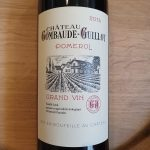 Château Gombaude-Guillot Grand Vin – Pomerol 2016