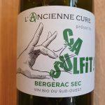 Ça sulfit ! Bergerac Sec de l'Ancienne Cure – 2020