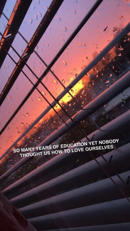 sunset quotes love