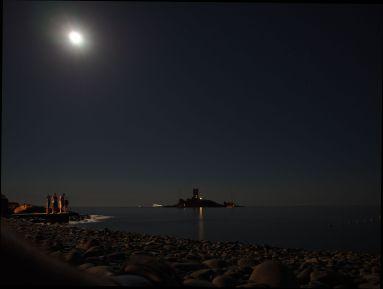 L'Ile d'Or dort