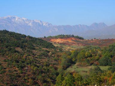 Des paysages sublimes en Albanie