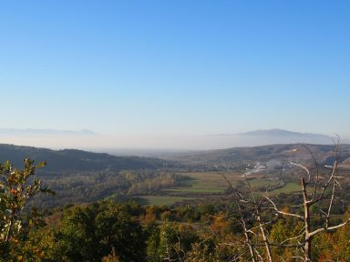 Nuage marron-gris au dessus de Skopje ?!?! (COP21)