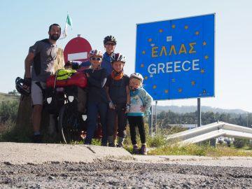 C'est parti pour la Grèce !