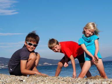 La plage: Une valeur sûre pour leur faire plaisir