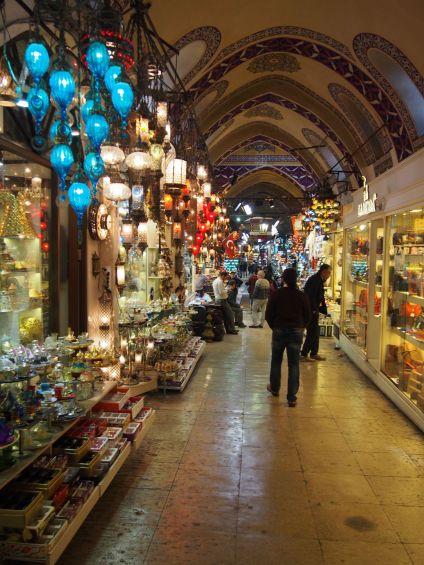 Le Grand Bazar d'Istanbul