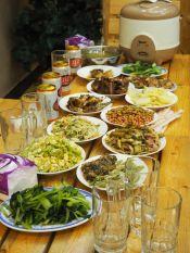 Un festin vietnamien!