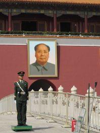 On ne rigole pas avec l'image de Mao