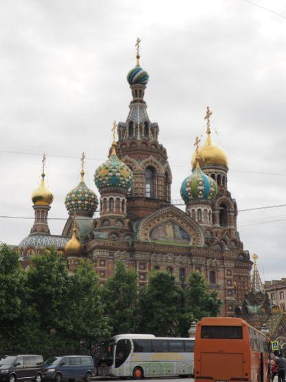Encore une sacrée cathédrale orthodoxe
